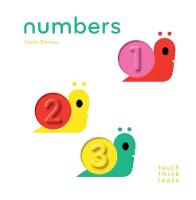 Touchthinklearn: Numbers (Board book)