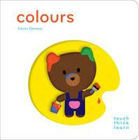 TouchThinkLearn: Colours (Board book)