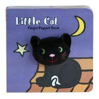 Little Cat: Finger Puppet Book - Little Finger Puppet Board Books (Board book)