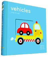 TouchThinkLearn: Vehicles - TouchThinkLearn (Board book)