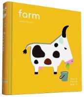 TouchThinkLearn: Farm - TouchThinkLearn (Board book)