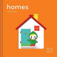 TouchThinkLearn: Homes - TouchThinkLearn (Board book)