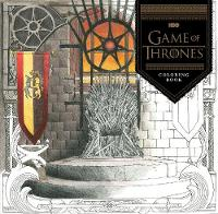 HBO`s Game Of Thrones Coloring Book