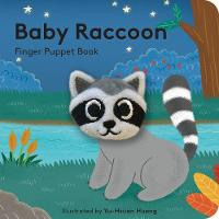 Baby Raccoon: Finger Puppet Book (Board book)