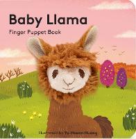 Baby Llama: Finger Puppet Book (Board book)