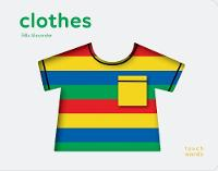TouchWords: Clothes (Board book)