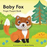 Baby Fox: Finger Puppet Book (Board book)