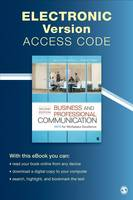 Business and Professional Communication Electronic Version: KEYS for Workplace Excellence (Digital product license key)