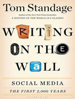 Writing on the Wall: Social Media: The First 2,000 Years (CD-Audio)