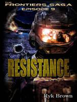 Resistance - Frontiers Saga 9 (CD-Audio)