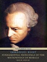 Fundamental Principles of the Metaphysics of Morals (CD-Audio)