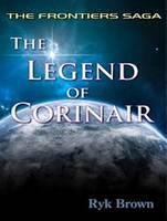 The Legend of Corinair - Frontiers Saga 3 (CD-Audio)