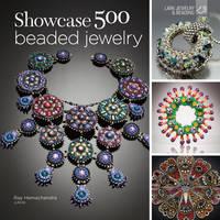 Showcase 500 Beaded Jewelry: Photographs of Beautiful Contemporary Beadwork (Paperback)