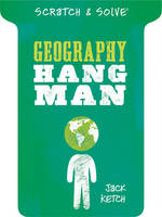 Scratch & Solve (R) Geography Hangman (Paperback)