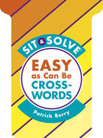 Easy as Can be Crosswords - Sit & Solve (Paperback)