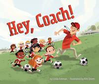 Hey, Coach! (Hardback)