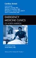 Cardiac Arrest, An Issue of Emergency Medicine Clinics: Volume 30-1 - The Clinics: Internal Medicine (Hardback)