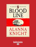 Blood Line: An Inspector Faro Mystery (Paperback)