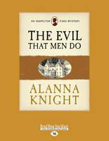 The Evil That Men Do: An Inspector Faro Mystery (Paperback)
