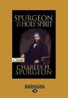 Spurgeon on the Holy Spirit (Paperback)