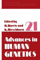 Advances in Human Genetics 21 - Advances in Human Genetics 21 (Paperback)