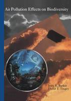 Air Pollution Effects on Biodiversity (Paperback)