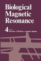 Biological Magnetic Resonance - Biological Magnetic Resonance 4 (Paperback)