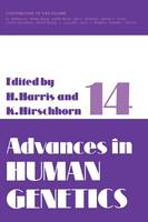 Advances in Human Genetics 14 - Advances in Human Genetics 14 (Paperback)