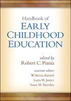 Handbook of Early Childhood Education (Hardback)