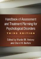 Handbook of Assessment and Treatment Planning for Psychological Disorders (Hardback)