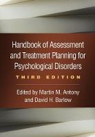 Handbook of Assessment and Treatment Planning for Psychological Disorders (Paperback)