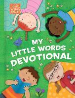 My Little Words Devotional (Padded) (Hardback)