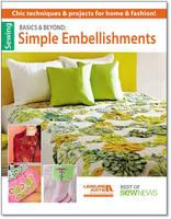 Basics & Beyond: Simple Embellishments (Paperback)