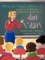 How to Teach Phonics: An Easy and Effective Way Teacher's Guide Book (Paperback)