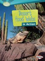 Desert Food Webs in Action - Searchlight Books What is a Food Web (Paperback)
