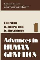 Advances in Human Genetics 1 - Advances in Human Genetics 1 (Paperback)