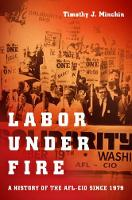 Labor Under Fire: A History of the AFL-CIO since 1979 (Paperback)