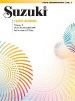 Suzuki Flute School Piano Acc. Vol. 1