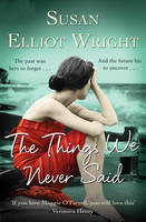 The Things We Never Said (Paperback)