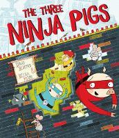 The Three Ninja Pigs (Paperback)