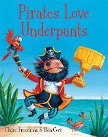 Pirates Love Underpants (Board book)