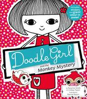 Doodle Girl and the Monkey Mystery (Paperback)
