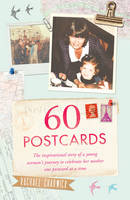 60 Postcards: Some people scatter ashes. She scattered words. (Hardback)
