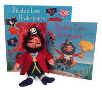 Pirates Love Underpants Book & Plush