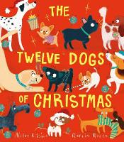 The Twelve Dogs of Christmas (Paperback)