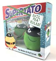 Supertato: Evil Pea Rules Book and Soft Toy