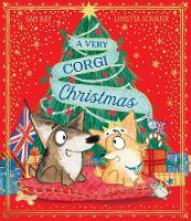 A Very Corgi Christmas (Paperback)