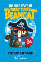 The Pirate Captain's Cat - The Nine Lives of Furry Purry Beancat 1 (Paperback)
