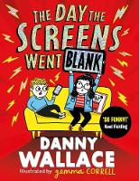 The Day the Screens Went Blank (Paperback)