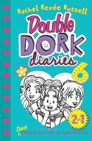Double Dork Diaries #6: Frenemies Forever and Crush Catastrophe - Dork Diaries (Paperback)